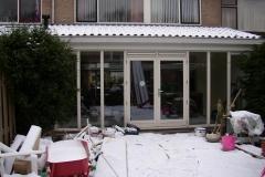 aanbouw met buren 3 meter